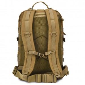 DIGBUG Military Tactical Backpack Large Army 3 Day Assault Pack Molle Bag Rucksacks